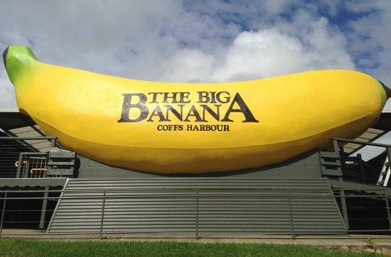 BIG BANANA NOW SERVING BREAKFAST