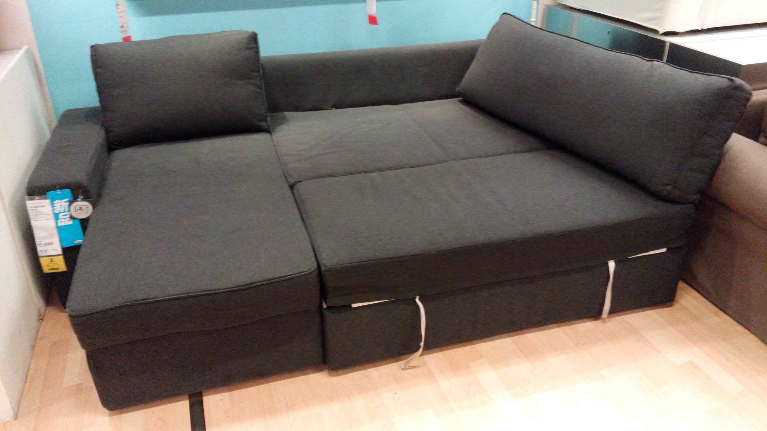 Ikea Introduce New Sofabed That Is Unusable As Both Bed And Sofa